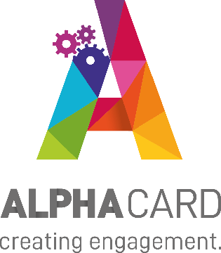 Alpha Card Compact Media: Exhibiting at the B2B Marketing Expo USA