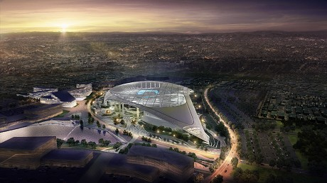 LA Stadium & Entertainment District: Product image 1