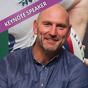 Lawrence Dallaglio: Speaking at the B2B Marketing Expo California US