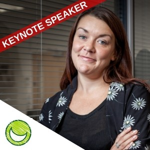 Karen Dunne-Squire: Speaking at the B2B Marketing Expo California US