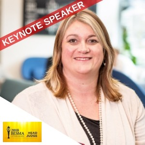 Kerry Nutley: Speaking at the B2B Marketing Expo California US