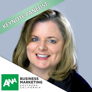 Lynn Hunsaker: Speaking at the B2B Marketing Expo