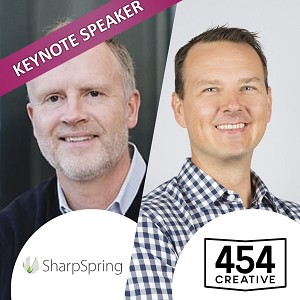 Paul Bresenden and Chip House: Speaking at the B2B Marketing Expo